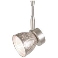 WAC Lighting QF-815-BN Mint 1 Light 12V Brushed Nickel Track Lighting Ceiling Light