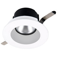 WAC Lighting R2ARDT-F930-HZWT Aether LED Module Haze White Recessed Downlights Round
