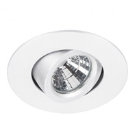 WAC Lighting R2BRA-F930-WT Oculux LED Module White Adjustable Trim and Housing