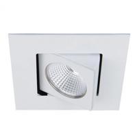 WAC Lighting R2BSA-F930-WT Oculux LED Module White Adjustable Trim and Housing
