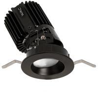 WAC Lighting R2RAT-F827-BK Volta LED Module Black Recessed Downlights, Round