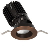 WAC Lighting R2RAT-N835-CB Volta LED Module Copper Bronze Recessed Downlights, Round photo thumbnail