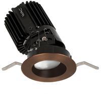 WAC Lighting R2RAT-F827-CB Volta LED Module Copper Bronze Recessed Downlights, Round