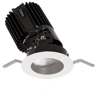 WAC Lighting R2RAT-F827-HZWT Volta LED Module Haze White Recessed Downlights, Round