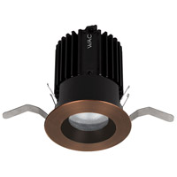 WAC Lighting R2RD1T-N927-CB Volta LED Module Copper Bronze Recessed Downlights Round