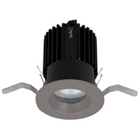 WAC Lighting R2RD1T-W930-HZ Volta LED Module Haze Recessed Downlights, Round