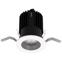 WAC Lighting R2RD1T-N927-HZWT Volta LED Module Haze White Recessed Downlights, Round