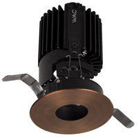 WAC Lighting R2RPT-N840-CB Volta LED Module Copper Bronze Recessed Downlights Round
