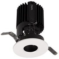 WAC Lighting R2RPT-S840-WT Volta LED Module White Recessed Downlights Round