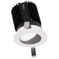 WAC Lighting R2RWT-A930-HZWT Volta LED Module Haze White Recessed Downlights Round