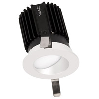 WAC Lighting R2RWT-A840-WT Volta LED Module White Recessed Downlights Round