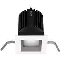 WAC Lighting R2SD1T-N930-HZWT Volta LED Module Haze White Recessed Downlights