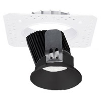 WAC Lighting R3ARWL-A830-BK Aether LED Module Black Recessed Downlights Round