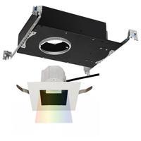 WAC Lighting R3ASDT-F835-BKWT Aether LED Module Black White Trim Trim Only