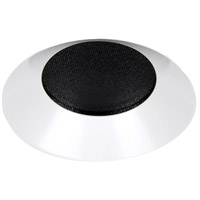 WAC Lighting R3CRDL-WT Oculux Architectural LED White Recessed Downlights, Round