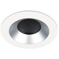 WAC Lighting R3CRDT-HZWT Oculux Architectural LED Haze White Recessed Downlights, Round