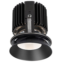 WAC Lighting R4RD1L-W840-BK Volta LED Module Black Invisible Trim