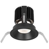 WAC Lighting R4RD1T-F840-BK Volta LED Module Black Shallow Regressed Trim
