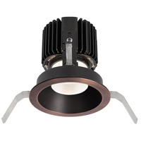 WAC Lighting R4RD1T-F840-CB Volta LED Module Copper Bronze Shallow Regressed Trim