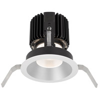 WAC Lighting R4RD1T-N835-HZWT Volta LED Module Haze White Shallow Regressed Trim photo thumbnail