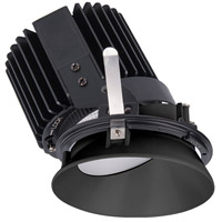 WAC Lighting R4RWT-A827-BK Volta LED Module Black Wall Wash Trim