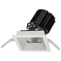 WAC Lighting R4SAT-S930-HZWT Volta LED Module Haze White Adjustable Trim