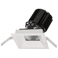 WAC Lighting R4SAT-S930-WT Volta LED Module White Adjustable Trim