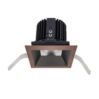 WAC Lighting R4SD1T-W835-CB Volta LED Module Copper Bronze Shallow Regressed Trim