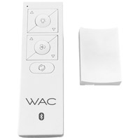 WAC Lighting RC20-WT Tyler White Controller, Smart Fans