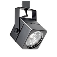 WAC Lighting Linear-Cube Diecast Directional-Mr16 in Black SF-212-BK
