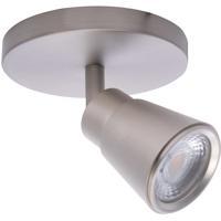 WAC Lighting TK-180501-30-BN Solo Brushed Nickel 8 watt LED Display Lighting