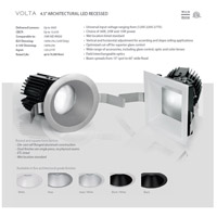 WAC Lighting R4RD1T-S830-BK Volta LED Module Black Shallow Regressed Trim alternative photo thumbnail