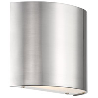 WAC Lighting WS-30907-BN Pocket LED 3 inch Brushed Nickel ADA Wall Sconce Wall Light, dweLED