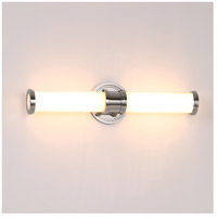 WAC Lighting WS-39522-30-PN Ashton LED 22 inch Polished Nickel Bath & Wall Light in 3000K, 22in, dweLED alternative photo thumbnail