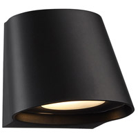 WAC Lighting WS-W65607-BK Mod LED 14 inch Black Outdoor Wall Sconce, dweLED