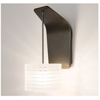 European LED 5 inch Dark Bronze Wall Sconce Wall Light in 2