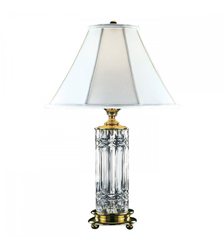 Waterford crystal 102 947 30 00 kells 30 inch 100 watt for 100 watt table lamps