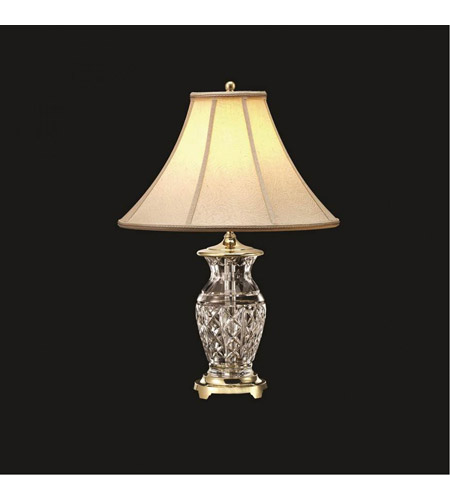 Waterford crystal 202 732 09 10 kingsley 22 inch 100 watt for 100 watt table lamps
