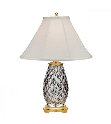 Waterford Crystal 40023734 Diama 28, Waterford Crystal Lamp Patterns