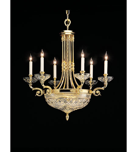 Waterford crystal gold plated beaumont chandelier 849 285 28 00 waterford crystal 849 285 28 00 beaumont 9 light 27 inch gold plated aloadofball Image collections