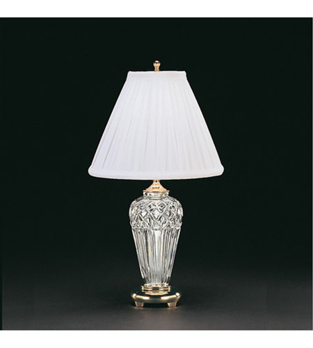 Waterford crystal 991 934 18 10 belline 18 inch 60 watt for 10 inch table lamp