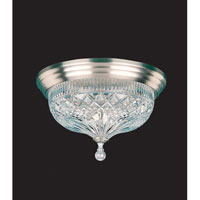 Waterford Crystal Silver Luna Beaumont Ceiling Fixture 101-519-07-10