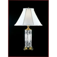 Waterford Crystal Polished Brass Kells Table Lamp 102-947-30-00