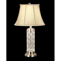 Waterford Crystal Silver Luna Grafix Table Lamp 109-790-30-00