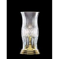 Waterford Crystal Polished Brass Colleen Hurricane 135-870-13-00