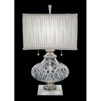 Waterford Crystal Polished Nickel Elton Table Lamp 146-376-28-PN