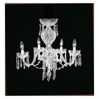 Waterford Crystal 950-000-02-11 Comeragh 5 Light 22 inch Clear Crystal Chandelier Ceiling Light
