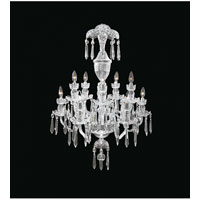 Waterford Crystal Crystal Avoca Ten Arm Chandelier 950-000-06-11