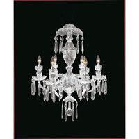 Waterford Crystal Crystal Avoca Six Arm Chandelier 950-000-07-11