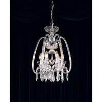 Waterford Crystal Crystal F6 Six Arm Chandelier 950-000-12-11 photo thumbnail